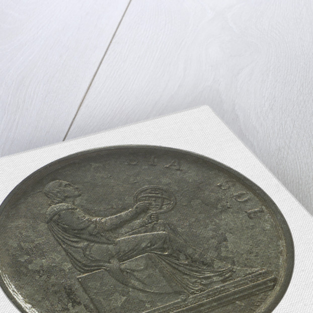 Commemorative medal depicting Nicholas Copernicus (1473-1543); obverse by A. Oleszczynski