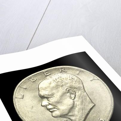 Dollar; obverse by unknown