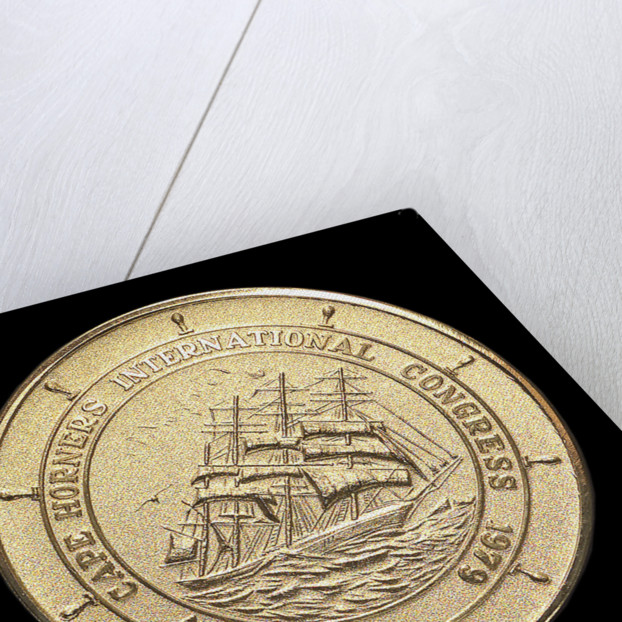 Medal commemorating Cape Horner's 35th International Congress 1979; obverse by unknown
