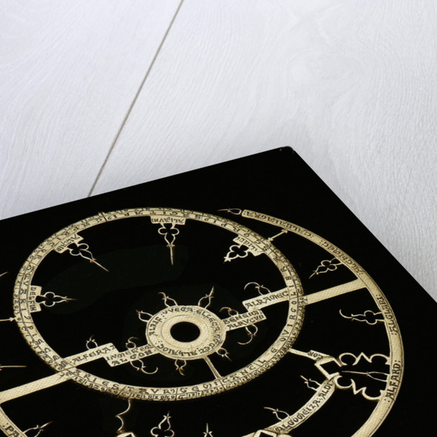 Caird Astrolabe: rete by unknown