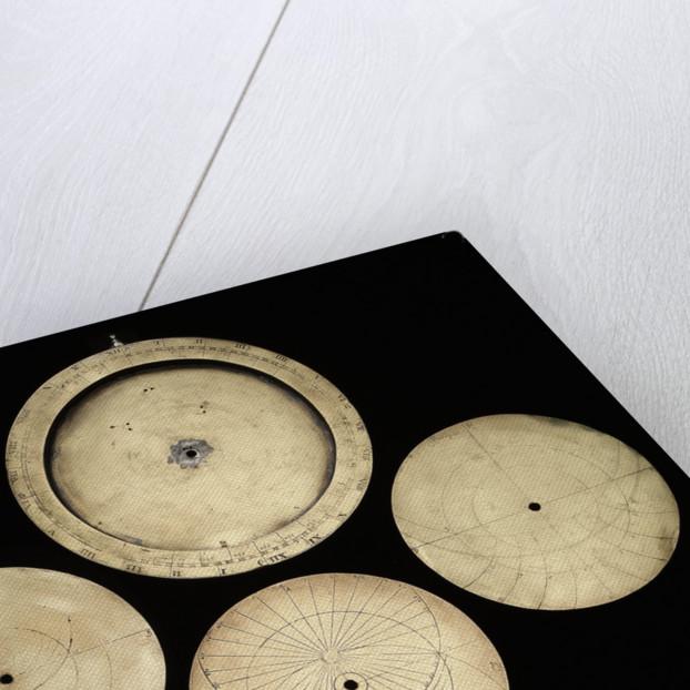 Astrolabe: dismounted obverse by Egnatio Danti