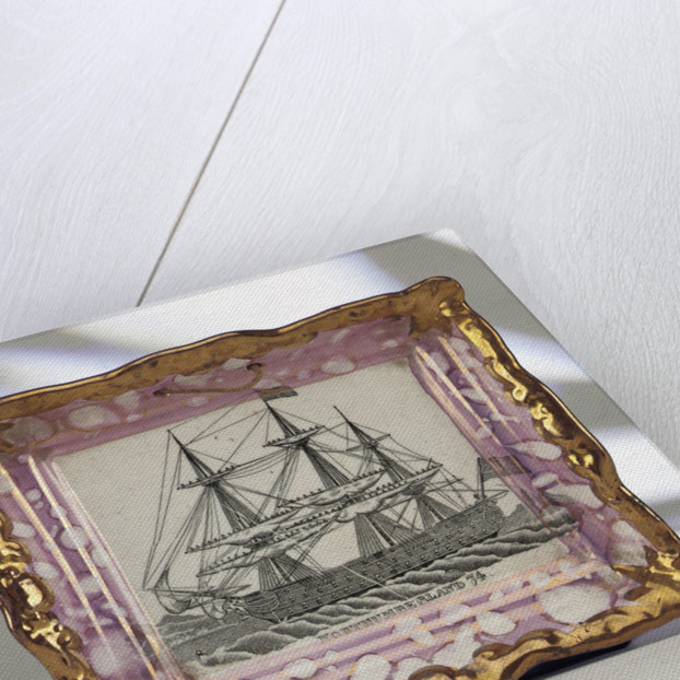 Lustre wall plaque by Dixon & Co.