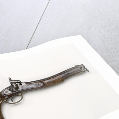 Percussion pistol, 1856 pattern by unknown