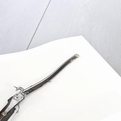 Wheellock rifle by unknown