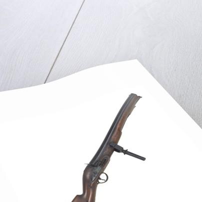 Boat gun by T. Barnett
