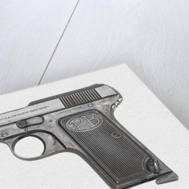 Beretta Model 1915-1919 by Fabrica d'Armi Pietro Beretta SPA