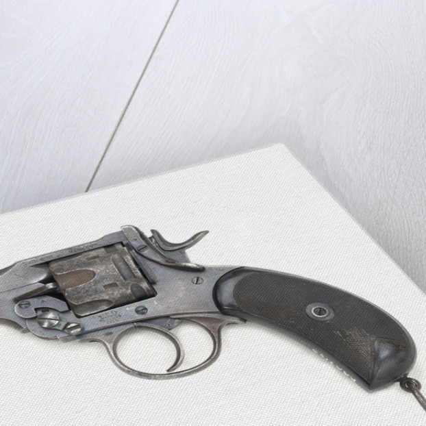 Webley Mark V revolver by Webley & Scott Revolver & Small Arms Co.