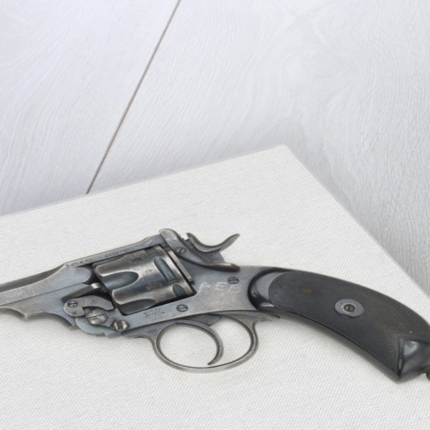 Webley Mark V revolver by Webley & Scott Revolver & Small Arms Co.