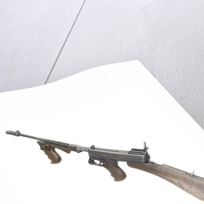 Thompson Model 1928 A1 by Auto-Ordnance Corporation
