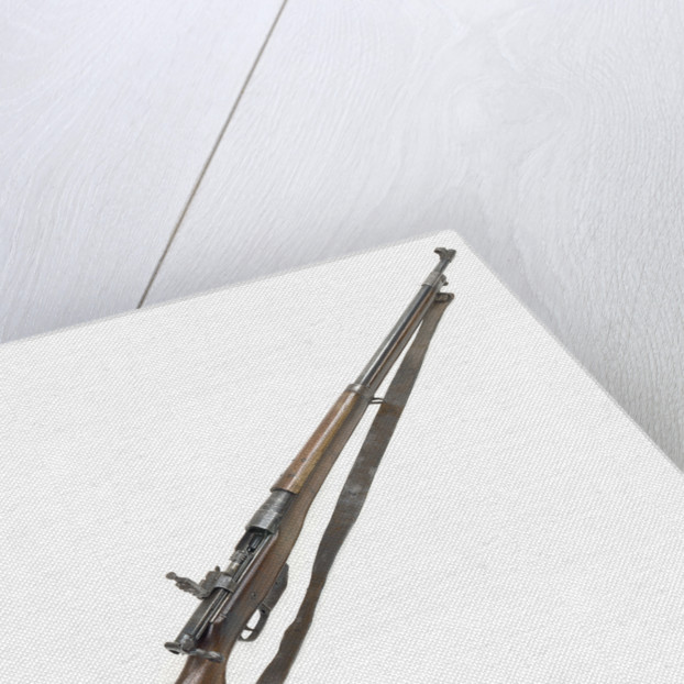 Ross M10 rifle by Ross Rifle Co.