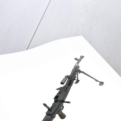 Bren light machine gun by Royal Small Arms Factory
