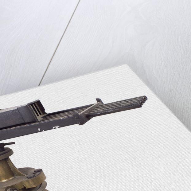 Maxim Nordenfelt 5-Barrel Mark II by unknown
