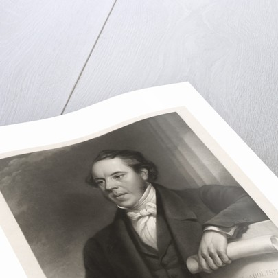 Thomas Clarkson by G. Lobel
