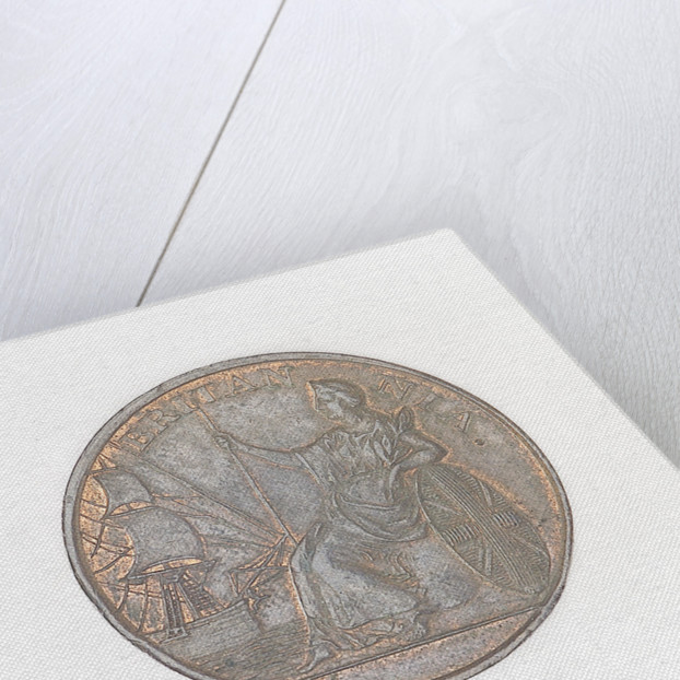 Edinburgh halfpenny token by unknown