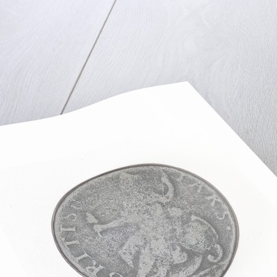 Halfpenny token commemorating  Sir Edward Pellew, 1st Viscount Exmouth (1757-1833) by unknown