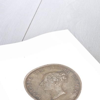 New Brunswick halfpenny token by W. Wyon