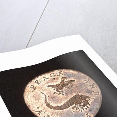 Emsworth halfpenny token by unknown