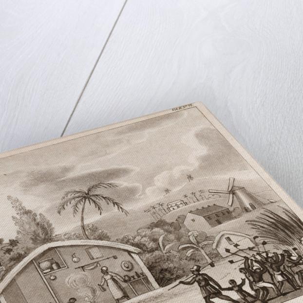 Slaves in Barbados by R. Stennett