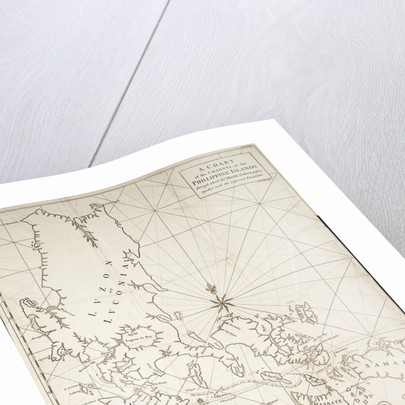 A chart of the channel in the Phillippine Islands through which the Manila Galeon passes together with the adjacent islands by RW Seale