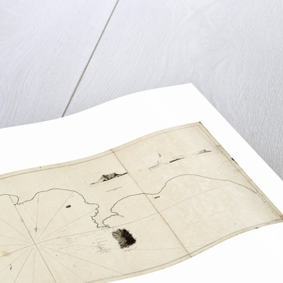 St. George's Bay surveyed by Edward Bransfield, Master of HMS 'Andromache' by Edward Bransfield
