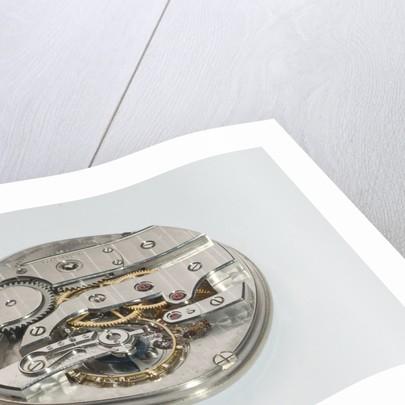 Deck watch, movement by Vacheron & Constantin