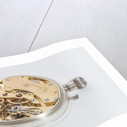 Deck watch, movement by Ulysse Nardin