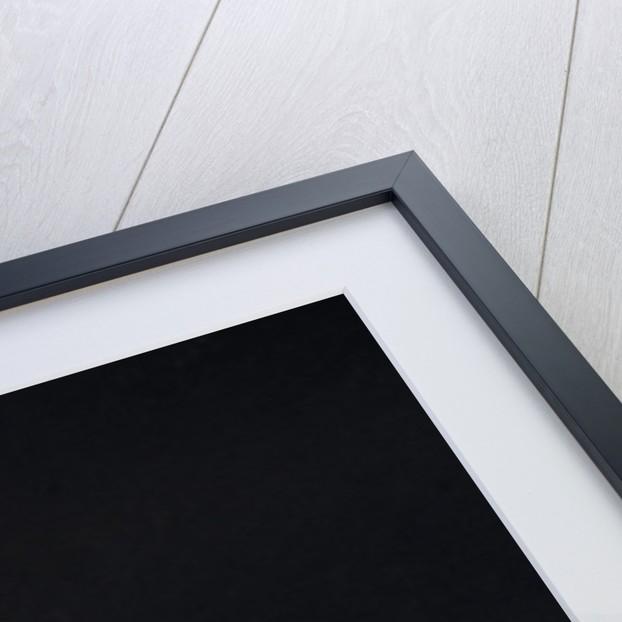 Reverse of Gunner's quadrant by Jeremiah Sisson