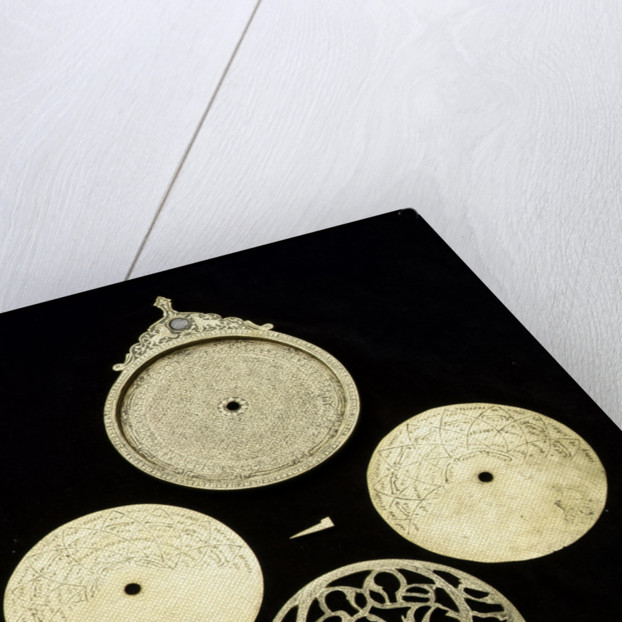 Astrolabe by unknown