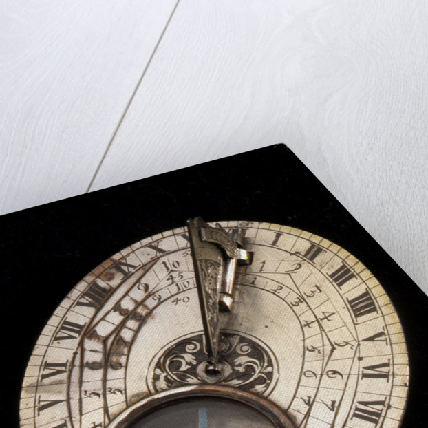 Butterfield dial for latitudes 40-57 North by Cremstorff