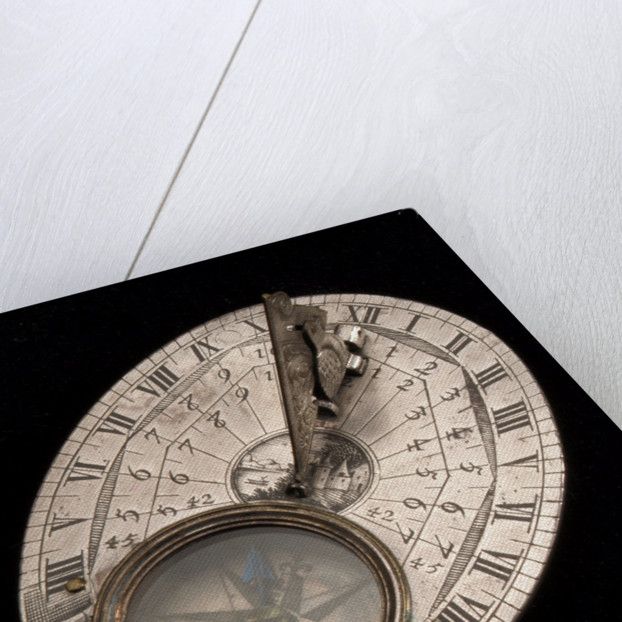 Butterfield dial by Pierre Sevin