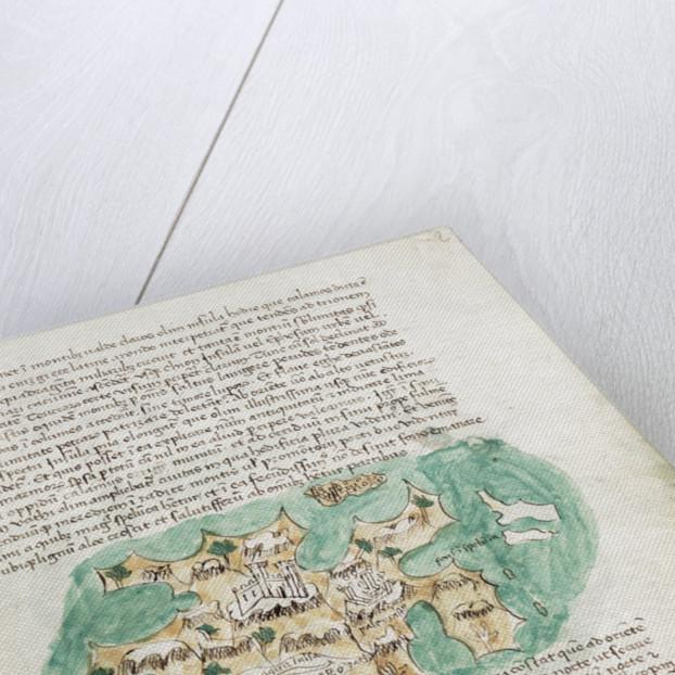 Kalimnos and Leros by Cristoforo Buondelmonti