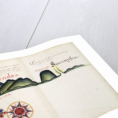 Encomienda and Soconusco by William Hack