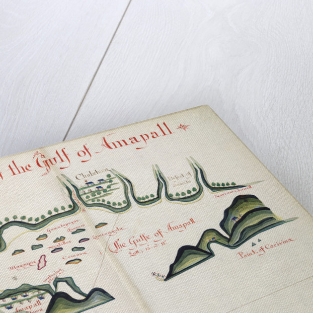 A description of the Gulf of Ampall by William Hack