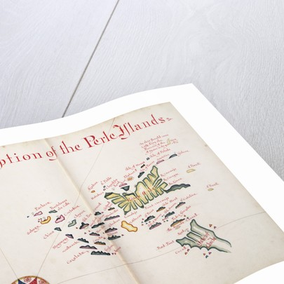 A description of the Perle Islands by William Hack
