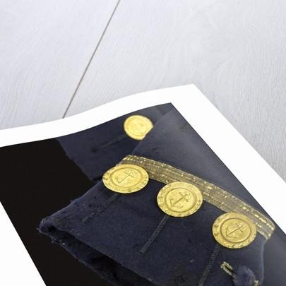 Royal Naval uniform: pattern 1795-1812 by Firmin & Westall