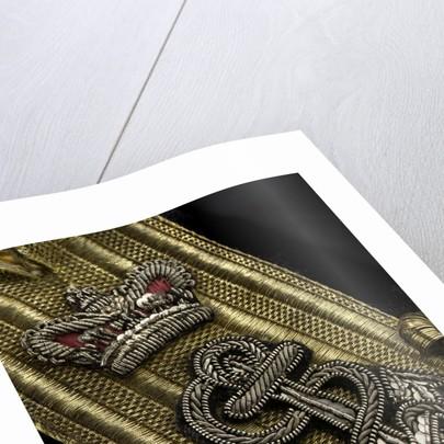Royal Naval uniform: pattern 1812 by unknown