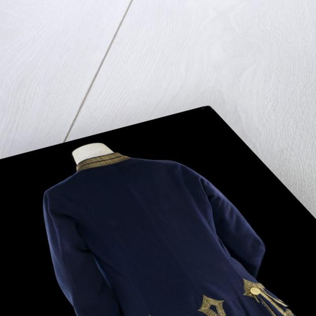 Royal Naval uniform: pattern 1774 by unknown
