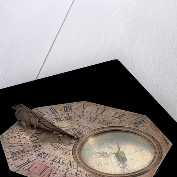 Butterfield dial by Michael Butterfield