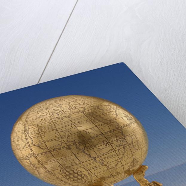 Terrestrial table globe by Spirinx