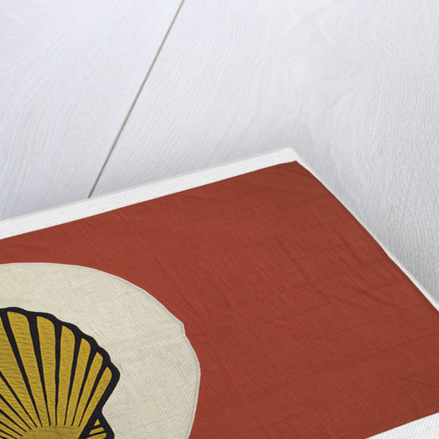 House flag, Shell Tankers Ltd by unknown