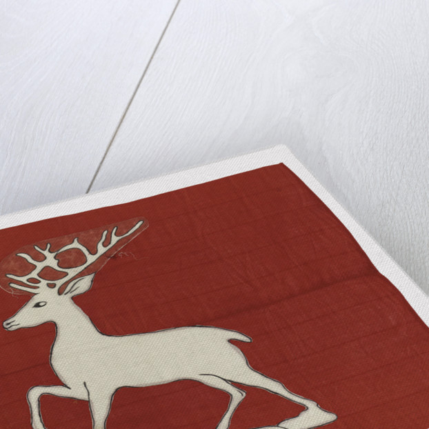 House flag, Stag Line Ltd by unknown