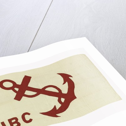 House flag, United Baltic Corporation Ltd by unknown