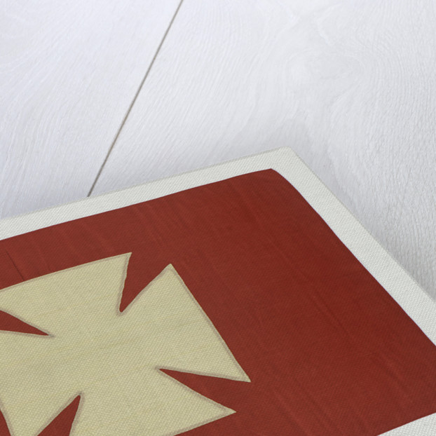 House flag, Houlder Brothers and Co. Ltd by unknown