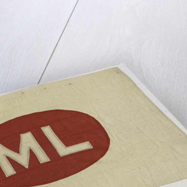 House flag, Manchester Liners Ltd by unknown