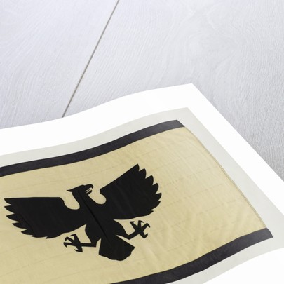 House flag, Eagle Oil Shipping Co. Ltd by unknown