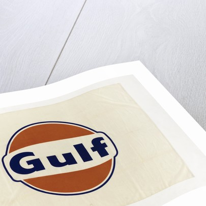 House flag, Gulf Oil Corporation by unknown