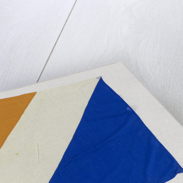 House flag, Vereenigde Nederlandsche Scheepvaart Maats N. V. by Bonner Fahnenfabrik