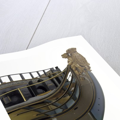 'Victory', figurehead by unknown