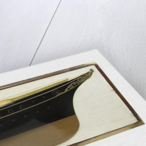 'Victoria & Albert', starboard broadside by unknown