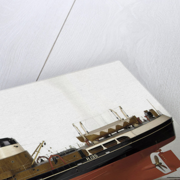 'Princess Elizabeth', port broadside by unknown